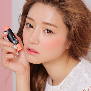 3CE CREAMY CHEEK STICK-#CANDY SHOP
